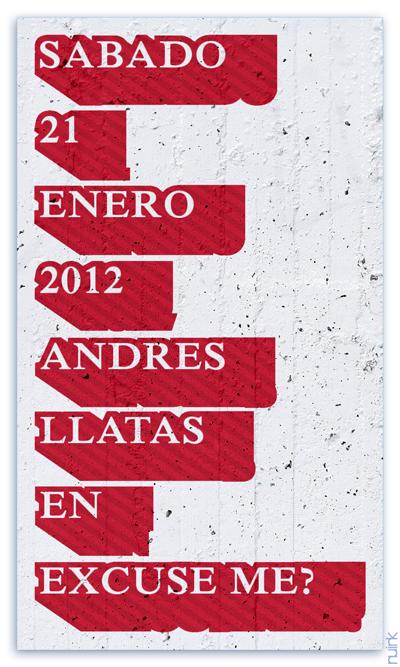 LLANTIS EXCUSEME 05 rojo 400