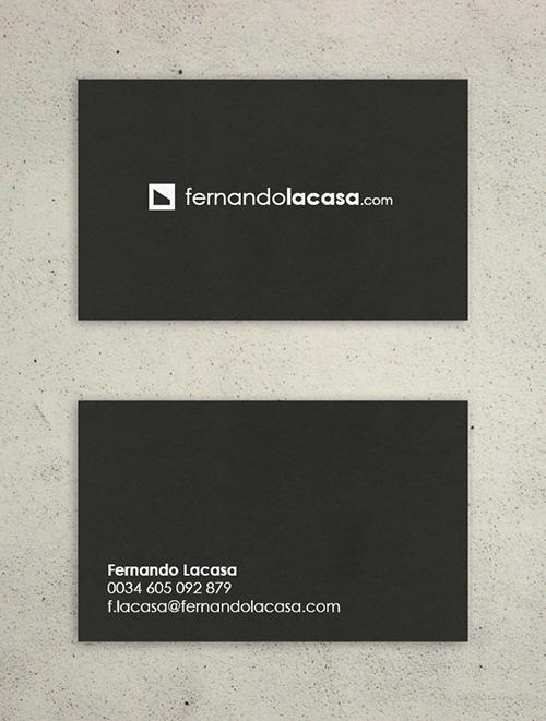 tarjeta fernandolacasa PRINT 500