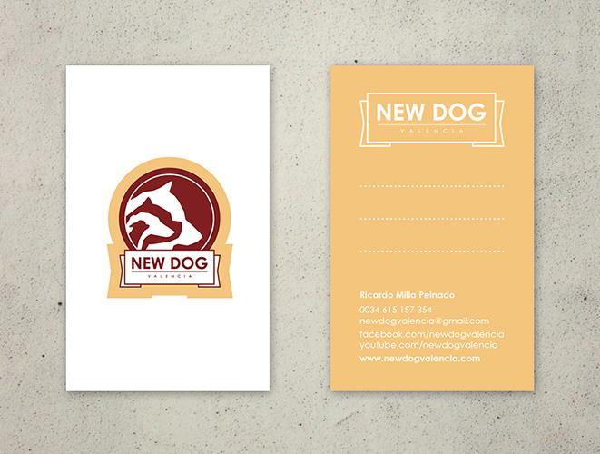 tarjeta newdog PRINT 661